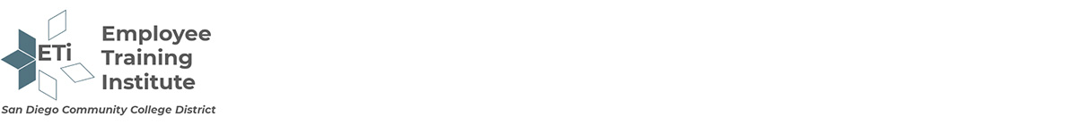 San Diego Continuing Education, Employee Training Institute