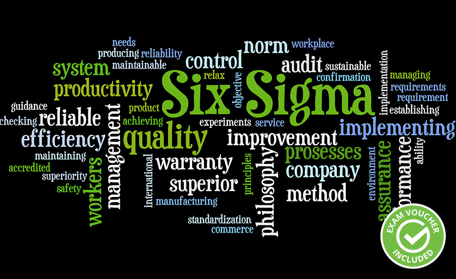 Certified Six Sigma Green Belt and Black Belt